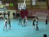 Douvres - Olivet 21 10 12 Championnat de France Basket U17 féminin