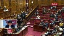 Jean-Vincent Placé / Logement : « Ca donne des leçons pour l'avenir et ces leçons sont de faire attention au temps parlementaire. »