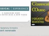 Franz Schubert   Schubert  serenade - ClassicalExperience