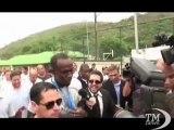 """Usain Bolt alla conquista di Rio de Janeiro. """"Dopo Rio-2016 voglio giocare a calcio"""""""