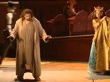 Plácido Domingo inaugura su festival en Sevilla con un rol positivo en Thäis