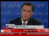 ANTÐ - 2 ứng cử viên tổng thống Mỹ chạy đua trong buổi tranh luận cuối cùng