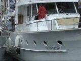11/09/2008 - Bénéteau Swift Trawler 52 sur le Festival de la Plaisance de Cannes 2008