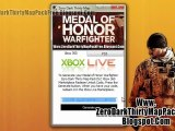 Medal of Honor Warfighter Zero Dark Thirty Map Pack DLC Free on Xbox 360 And PS3