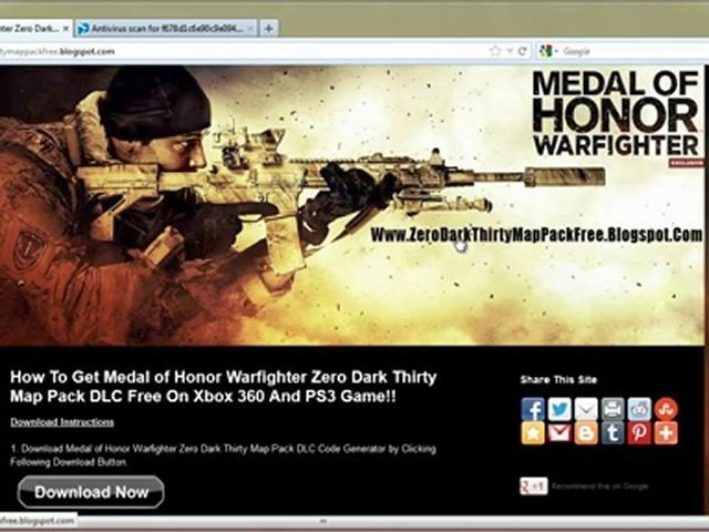 How To Download Medal of Honor Warfighter Zero Dark Thirty Map Pack DLC