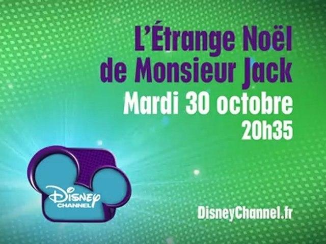 Disney Channel - L'Étrange Noël de Monsieur Jake - Mardi 30 octobre à 20h35