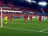 CONCACAF Champions League: Increíble celebración y libre directo de Gangnam