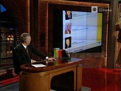 Die Harald Schmidt Show vom 11.12.2001