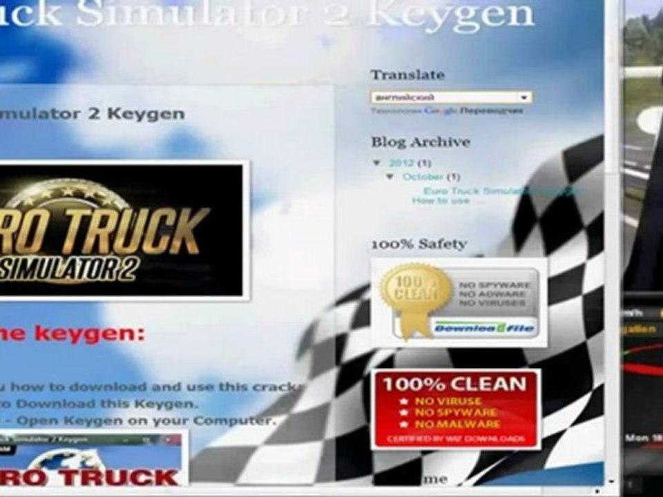 Euro Truck Simulator 2 activation keys ! Keygen Crack [NEW