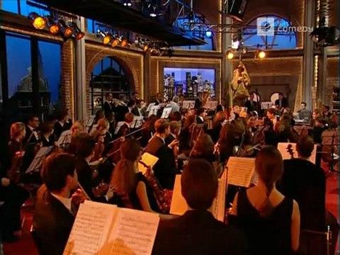 Die Harald Schmidt Show vom 12.12.2001