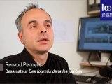 Prix Littéraire : Paroles de Patients - Interview Renaud Pennelle
