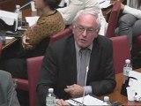 24_10_12 Audition de Monsieur Vincent Peillon, Ministre de l'Éducation Nationale
