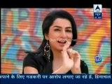 Saas Bahu Aur Saazish SBS [ABP News] 25th October 2012 Video p1