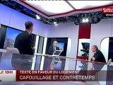LE 19H,Invités: Hervé Maurey, Claude Bérit-Débat et Eric Doligé