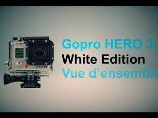Gopro HERO3 : White Edition / Présentation / TUTO (FR HD)