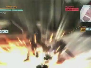 Gameplay 3 de Metal Gear Rising : Revengeance