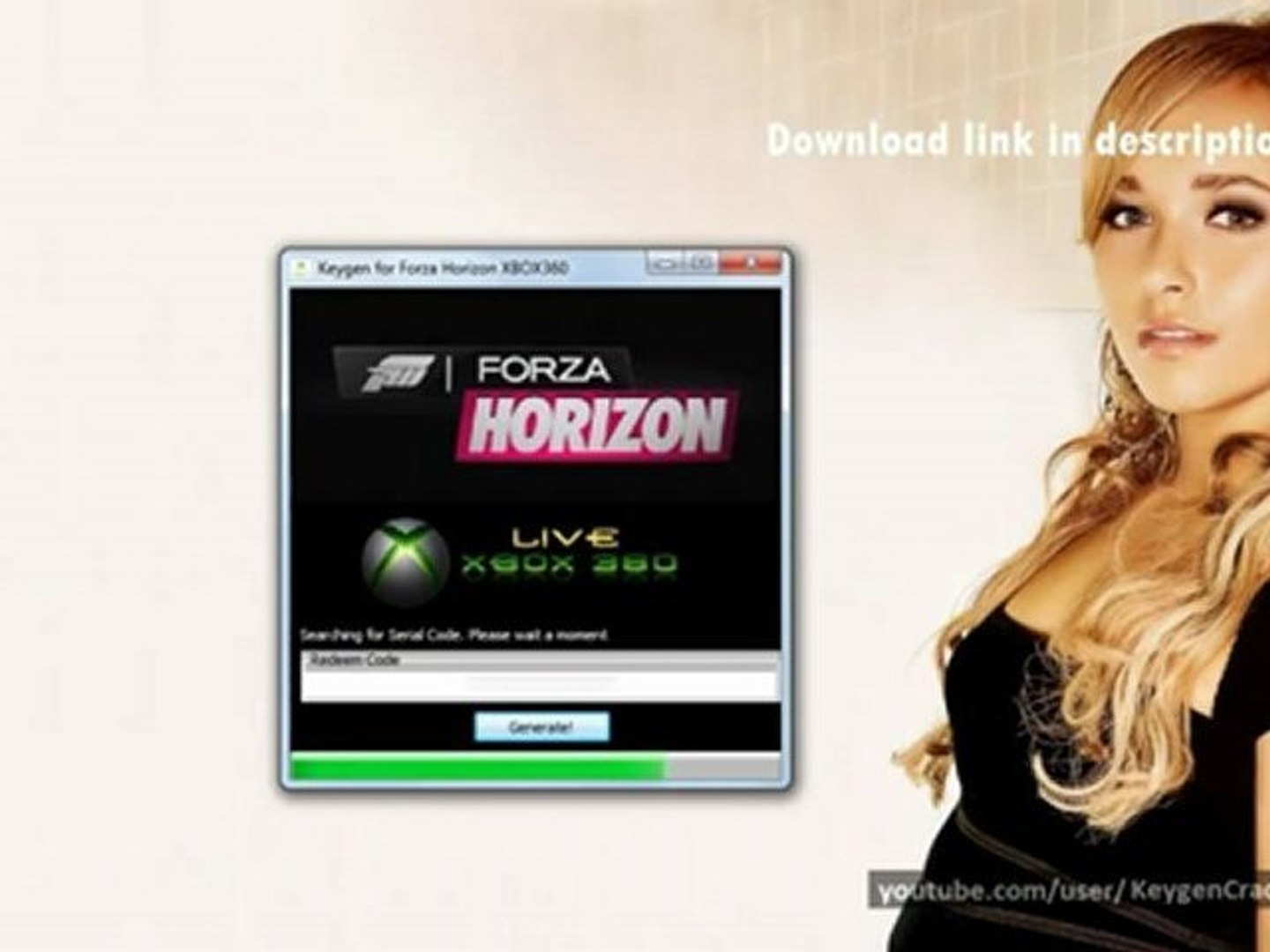 Forza Horizon Keygen - Redeem Key * FREE Download