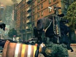 Trailer LG Cinema 3D de Call of Duty : Black Ops 2