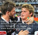 Natal Sharks vs Western Province Currie Cup Final 27-10-2012