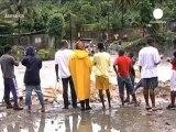 Sandy pasa por Cuba sin dejar víctimas mortales
