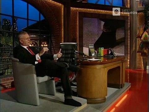 Die Harald Schmidt Show vom 18.12.2001