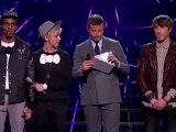 The X Factor Result Who Will Be Going Home MK1 Or Kye - X Factor Live Show 3 Results 2012