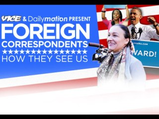 Foreign Correspondents: -- Laurence Haim on the Election Trail with President Obama