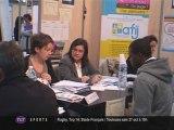 Chômage : Le Forum de l'Emploi pris d'assaut (Toulouse)
