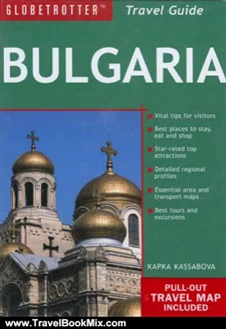 Travel Book Review: Bulgaria Travel Pack (Globetrotter Travel Packs) by Globetrotter