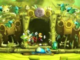 Le Monde de Rayman Legends en vidéo de gameplay (FR) (HD)