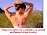 Barre certification |Barre workout +1 650-557-2134