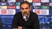 Hertha ohne Ben-Hatira gegen Braunschweig