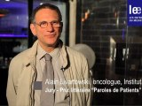 Prix Littéraire : Paroles de Patients - Interview Alain Livartowski