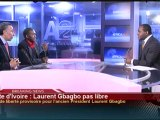 BREAKING NEWS - 26/10/2012 - L. Gbagbo maintenu en détention