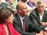 Ouverture à Toulouse du congrès du Parti socialiste