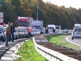 Dodelijk slachtoffer bij ongeval A28 - RTV Noord