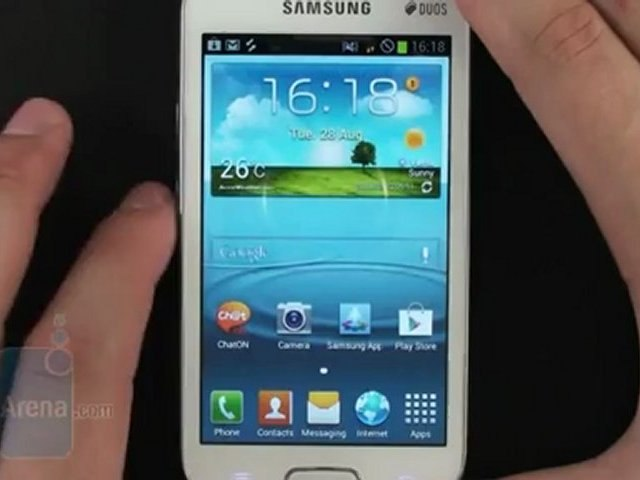 Samsung Galaxy S Duos Preview (www.phonemart.pk)