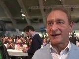 Interview de Bertrand Delanoë au congrès de Toulouse
