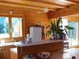 Un chalet en bois massif à vendre à Villard de Lans !