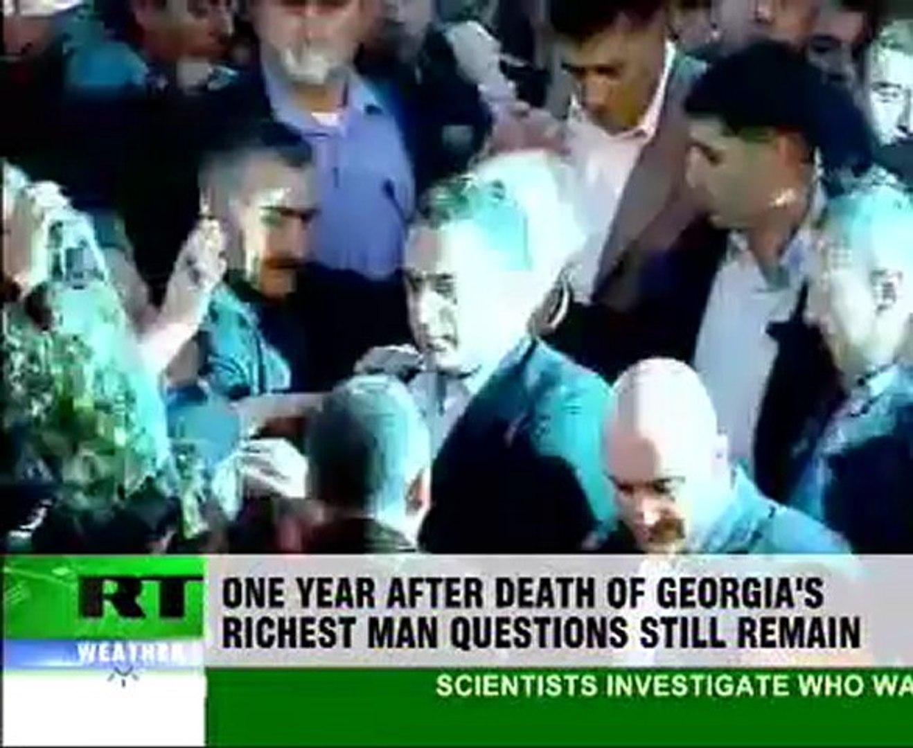 Georgia: politics, money and death