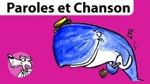 Chanson enfant de Stéphy La java du cachalot -Série Chant et Paroles-