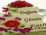 Doğum Günün Kutlu Olsun - İyi ki Doğdun - Seni Seviyorum - Şebnem Kısaparmak - Fatih Kısaparmak
