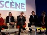 10/12/2008 - Débat : carène / moteur : économie énergie, écolo, lors du Nautic de Paris 2008