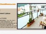 A vendre - appartement - Albertville (73200) - 2 pièces - 3