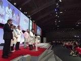 Intervention des membres de l'intersyndicale de SANOFI - Congrès de Toulouse