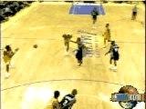 NBA - Kobe Bryant dunks and1 on Jackson
