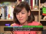 [ENG SUB][Star Date] Queen of Romance 'Kim Jung Eun' (김정은) of 'Ohlala Couple' Guerilla Interview