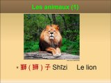 Vocabulaire chinois : Les animaux en chinois