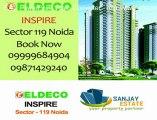 Noida Eldeco Sector 119 $$9871429240$$ Eldeco Group New Project Noida