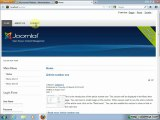 Step 10 - How to creating a contact page in Joomla!